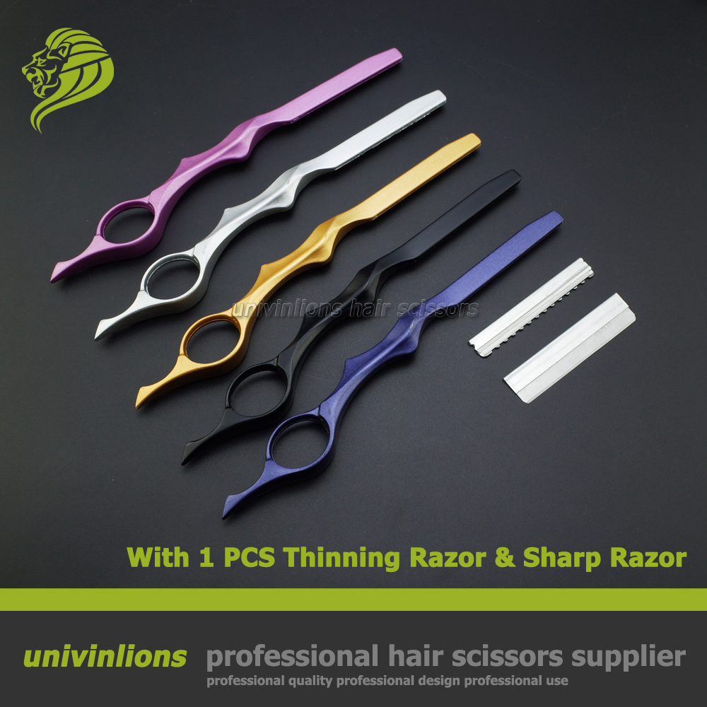Univin New Arrival Thinning Shear Stright Thinning Scissor, Unique design Hair Scissor Poly Bag Packing<br><br>Aliexpress