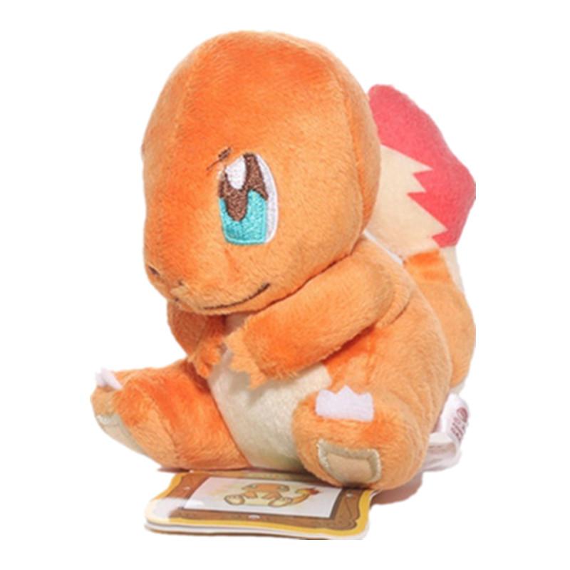 Wholesale Japanese Plush Toys 12cm Kawaii Charmander Soft Stuffed Toys Kids Children Birthday Christmas Gift(China (Mainland))