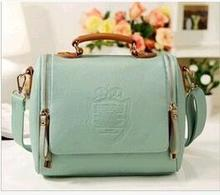 2015 handbags original single European and American big new British Crown handbag women fashion messenger bags tote bolsas sac(China (Mainland))
