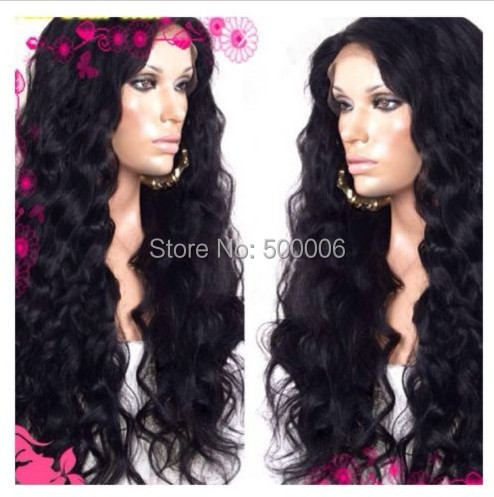 Здесь можно купить  Queen Virgin Wigs loose wave glueless full lace wig & front lace wig brazilian virgin hair with baby hair for black women  Волосы и аксессуары