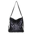 New 2014 Fashion Women Genuine Leather Bag Special Vintage Skull Bag