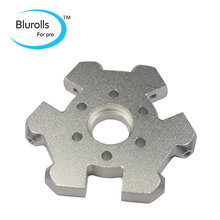 3 D printer parts Reprap Delta Kossel mini aluminum alloy all metal effector fordelta top quality