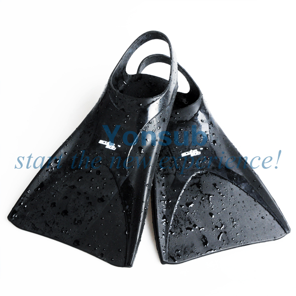 High Quality Scuba Diving Fins diving Flippers Diving Product Equipment (black)(China (Mainland))