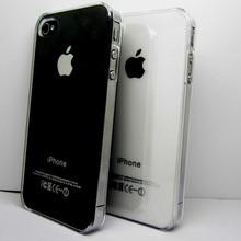 1 шт. лучший прозрачный кристалл жесткий чехол для iphone 4 4S