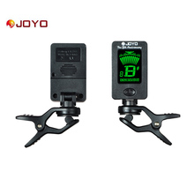 High Quality Digital LCD Clip-on Tuner for Chromatic Guitar Bass Violin The 8th Anniversary Commemorative Edition JOYO JT-01(China (Mainland))