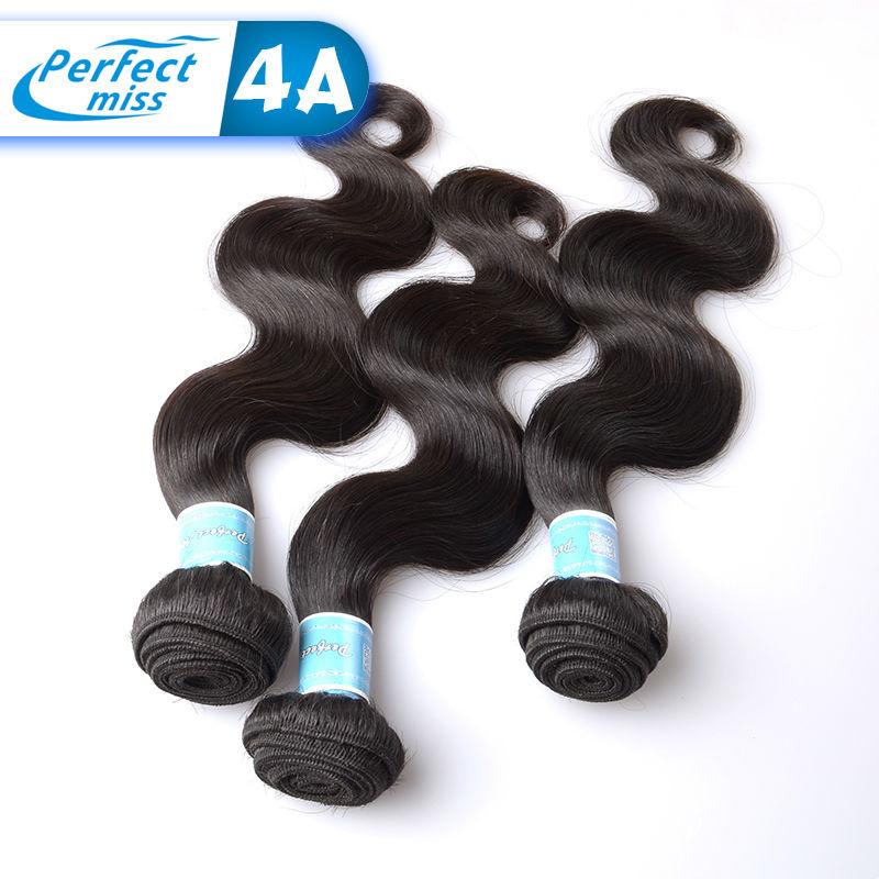 New Brazilian Body Hair Human Weave Sale Water Wave Virgin Burgundy Brazilian Virgin Hair Xpression Braiding Brazilian Body Wave(China (Mainland))