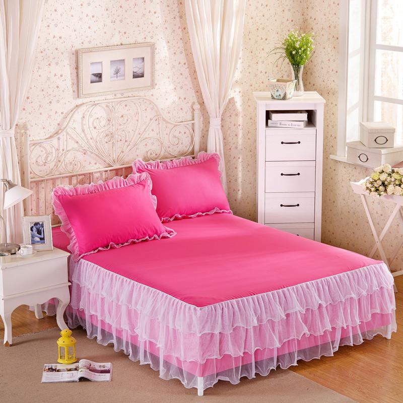 Faldas de cama para cama de tama o completo al por mayor for Camas para adultos