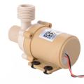 Solar 24V DC Hot Water Circulation Pump Brushless Motor Water Pump 6M 100 degree TE088