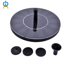 2014 New model Solar Panel Power Water Floating Pump/Fountain Pond/Garden Plants Watering,Free Shipping