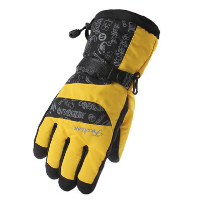 2016 Warm Winter Fashion Wind Cold Outdoor Mountaineering Ski Gloves Motorcycle Hiking Hunting Camping Climbing(China (Mainland))
