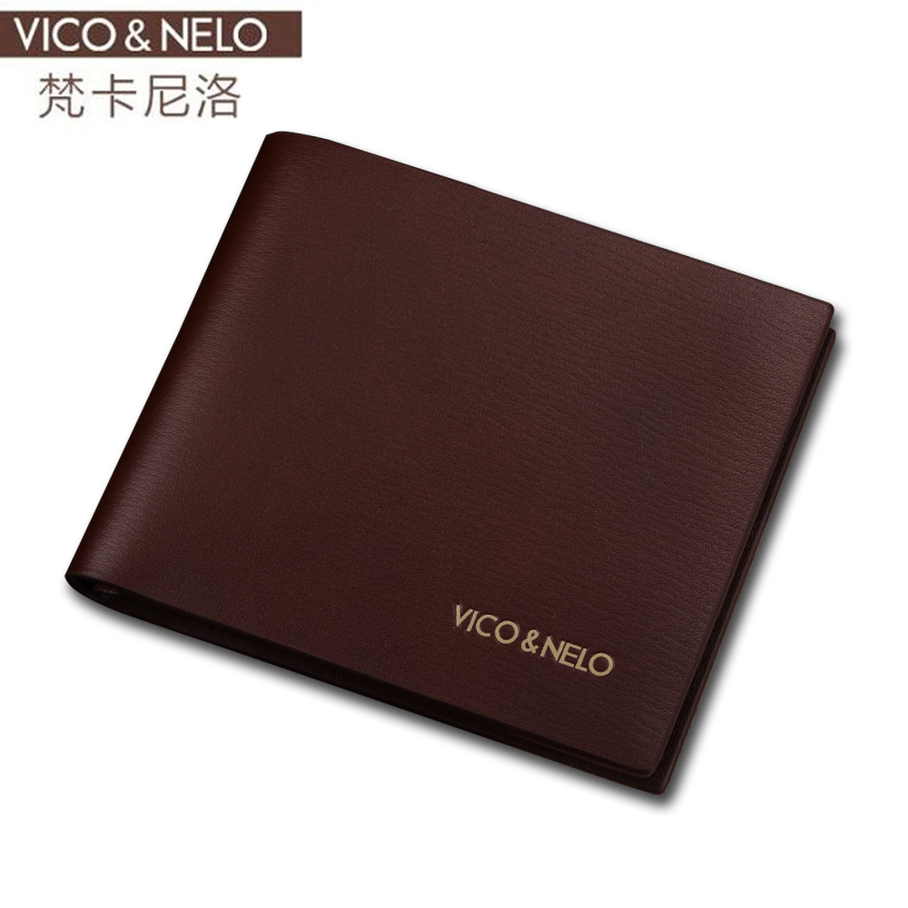 2013 gift male wallet commercial bronzier vertical cowhide wallet<br><br>Aliexpress