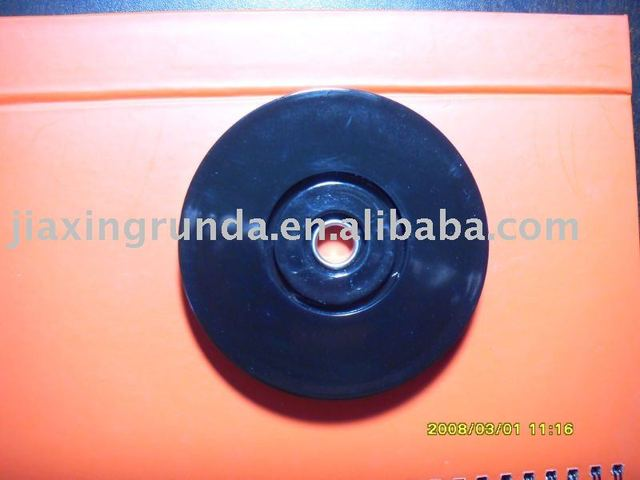 Large wholesale shows turntable, acrylic display turntable, plastic display dish, rotating disk, transparent turntable, wheel <
