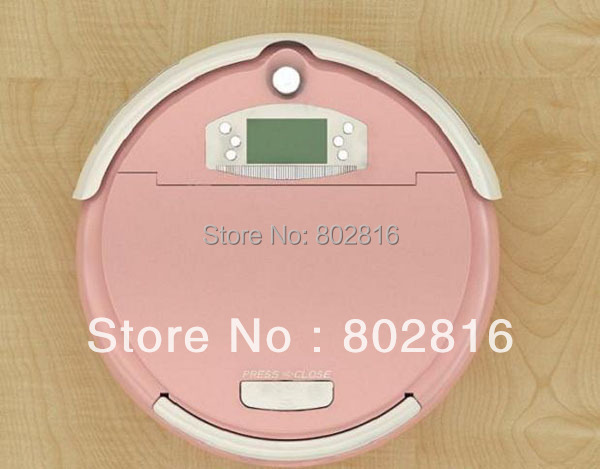 Free Shipping To Brazil By EMS 4 In 1 Multifunctional Auto Robot Vacuum Cleaner With ,Schedule, 0.7L Capacity Dustbin(China (Mainland))