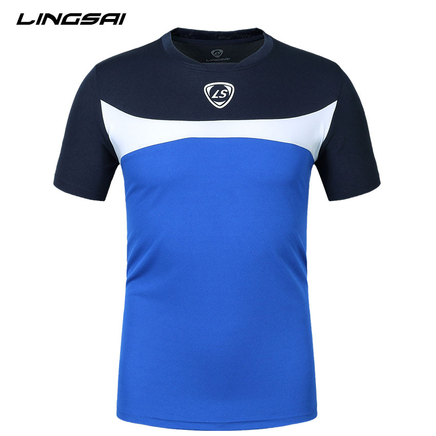 Summer 2015 new casual men 39 s t shirts running t shirt men for Best athletic dress shirts