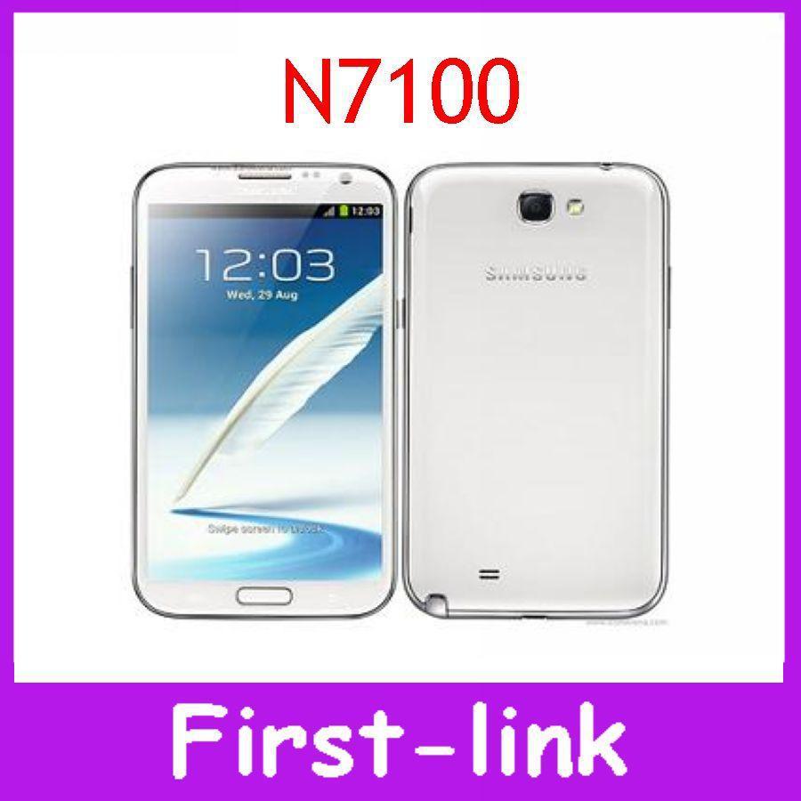 Мобильный телефон Samsung II N7100 GSM 16 GB 5,5 8MP Android GPS мобильный телефон samsung sii s2 i9100 android 8 0mp 4 3 16 gb wi fi gps