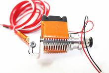 E3D V6 3D Print J head hotend Single Cooling Fan for 1 75mm 3mm Direct Filament