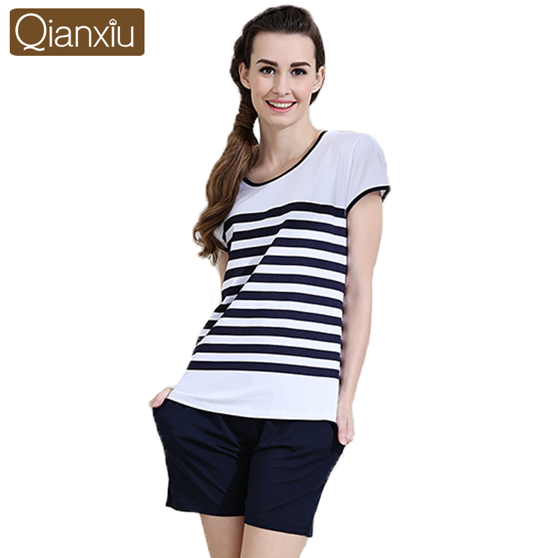 Qianxiu girls' pajama set  is famous for selected materials sellin in Brazil