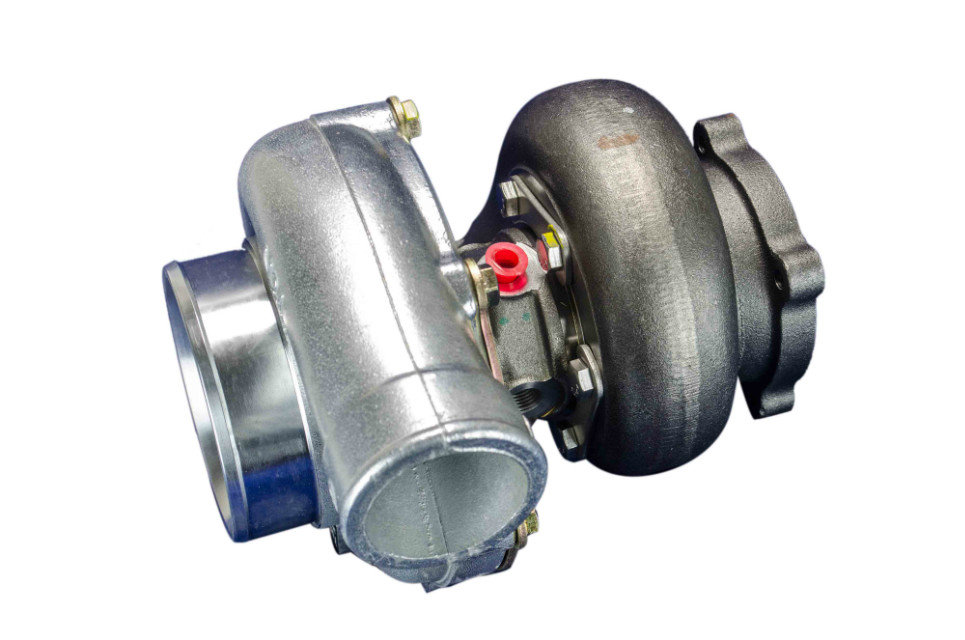 VR RACING-GT3582 GT35 GT3582R T3 flange oil and water 4 bolt turbocharger turbo compressor A/R .70 Turbine A/R .82 VR-TURBO32