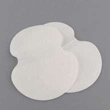 1Pair Underarm Armpit Sweat Pads Shield Absorbing Disposable Anti Perspiration Odour Sheet Dress Clothing(China (Mainland))