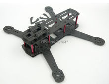 Zmr250 vollcarbon 250mm 250 mini fpv quadcopter rahmen kit/4 achsen mulitcopter rc neu für qav250(China (Mainland))