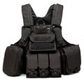 2016 Police Wargame Wear Tactical Vest MOLLE Body Armor Hunting Vest SWAT Combat Painball Outdoor Products