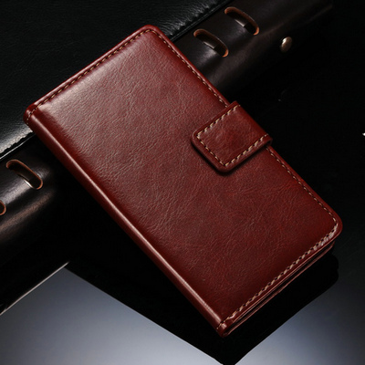 Retro PU Leather With Stand Wallet Phone Bag Case For LG Optimus L5 E612 Luxury Cover With Card Slot Book Style 10 pcs/lot