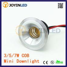3 Watt 5 Watt Cob beleuchtung trepanned wein lichter präsentieren lampen led mini cattle cat-eye deckenleuchte(China (Mainland))