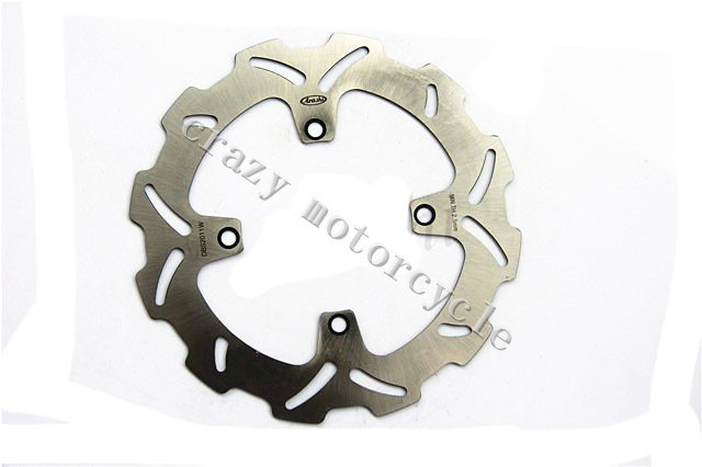 Motorcycle Brake Disc Rotor fit for Kawasaki KX125 KX 250 2006-2008 KX250F KX450F 2006-2014 MLX 450R 2007-2014