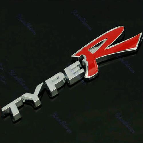 Type r Logo Free Shipping 3d Typer Type r