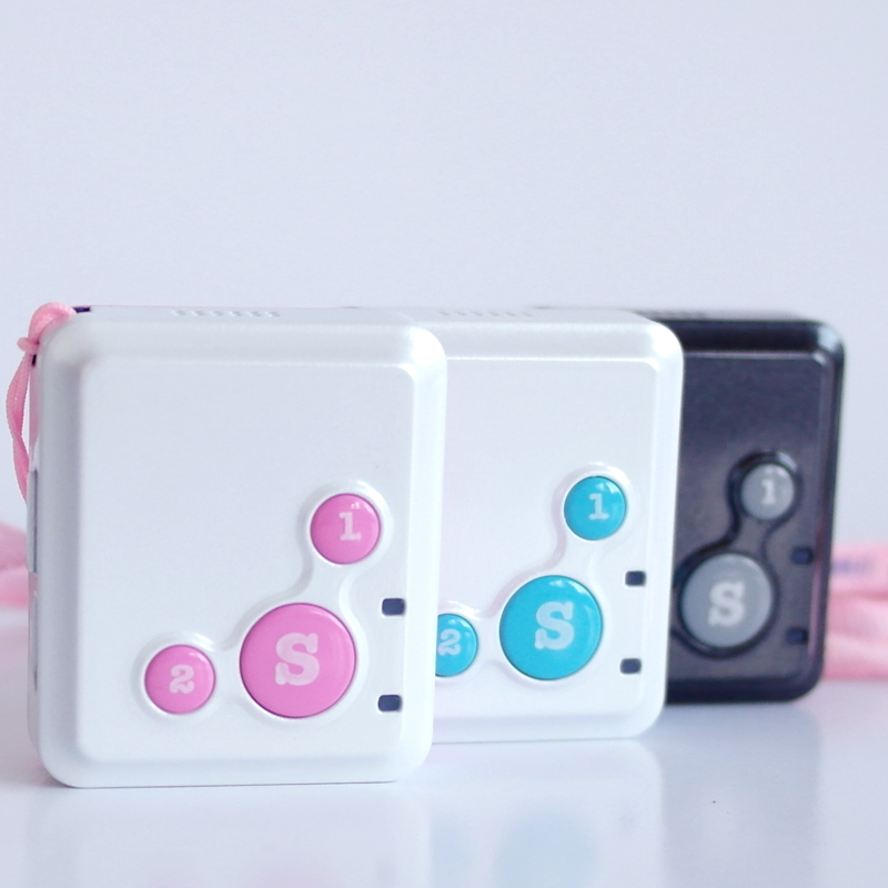 smallest mini hidden GPS Tracker for Kids/Child/Pets sos help communicator hidden of Mobile Phone/Anti-lost/Personal Tracker(China (Mainland))