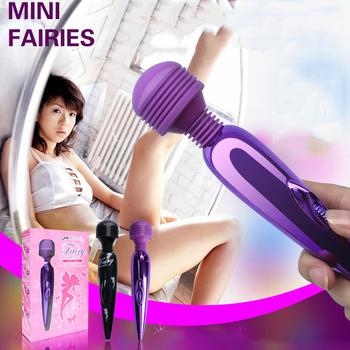 Mini USB AV massager vibrator magic wand King powerful & silent wand messager vibrator, Top quality!!! LY-18
