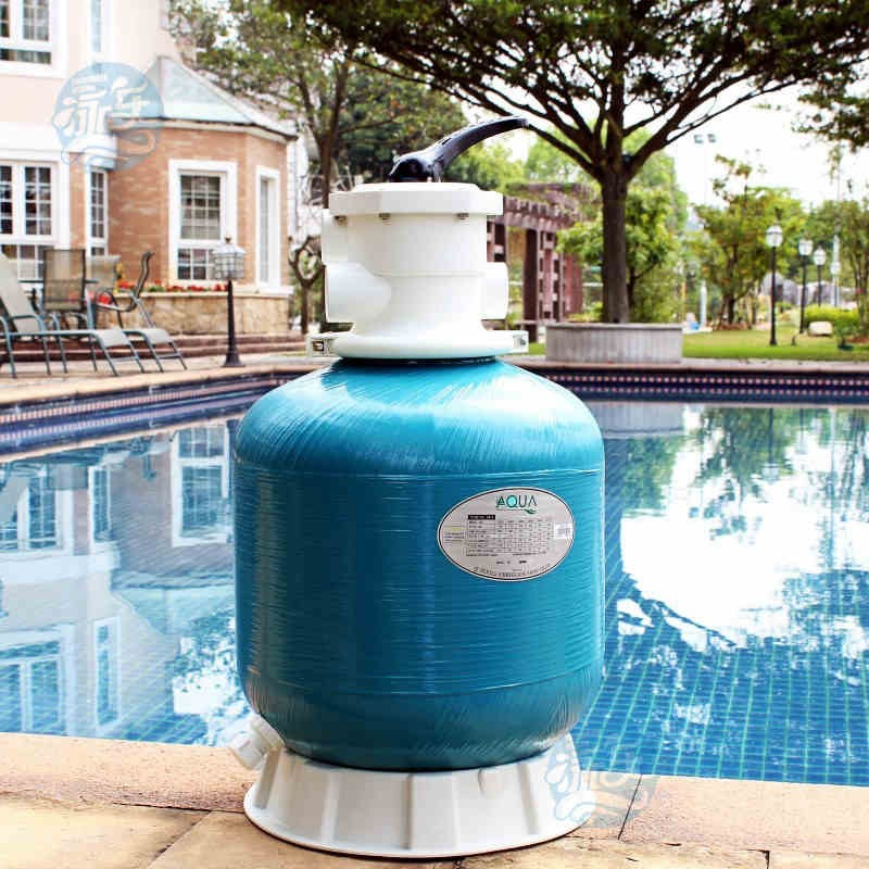 "GH-T21 21"" 500mm diameter Swimming pool sand filter fiberglass sand filter material top-mounted sand filter(China (Mainland))"
