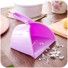 Multipurpose handheld mini dustpan garbage clean bucket, kitchen table trash bailer (China (Mainland))