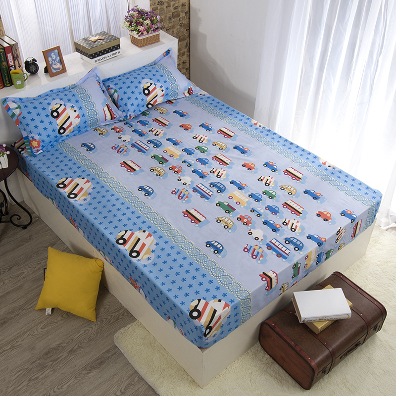 High Quality Bedding Set Reactive Printing Bed Set Cover