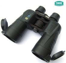 Buena calidad Yukon 22021 roof Prism binocular 7x50WA gran campo de visión binocular 7x telescopio envío gratis
