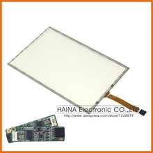 5 wire 15 Inch USB touchscreen 15 touch screen panel, 5 wire resistive industrial USB touch panel with Controller
