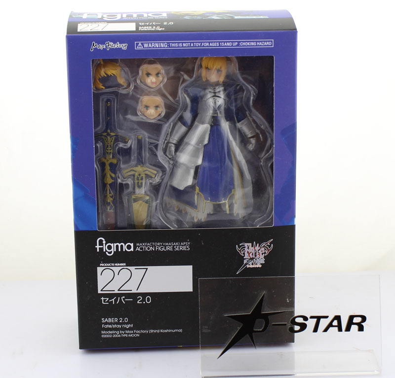 EMS Shipping 12pcs Cool 6 Fate Stay Night Saber Lily Boxed 14cm PVC Action Figure Collection Model Dell Toy Gift Figma 227<br><br>Aliexpress
