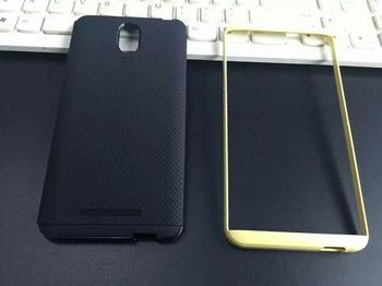 Etui Xiaomi Redmi Note 2 case hybrydowy + sylikon | gratisy
