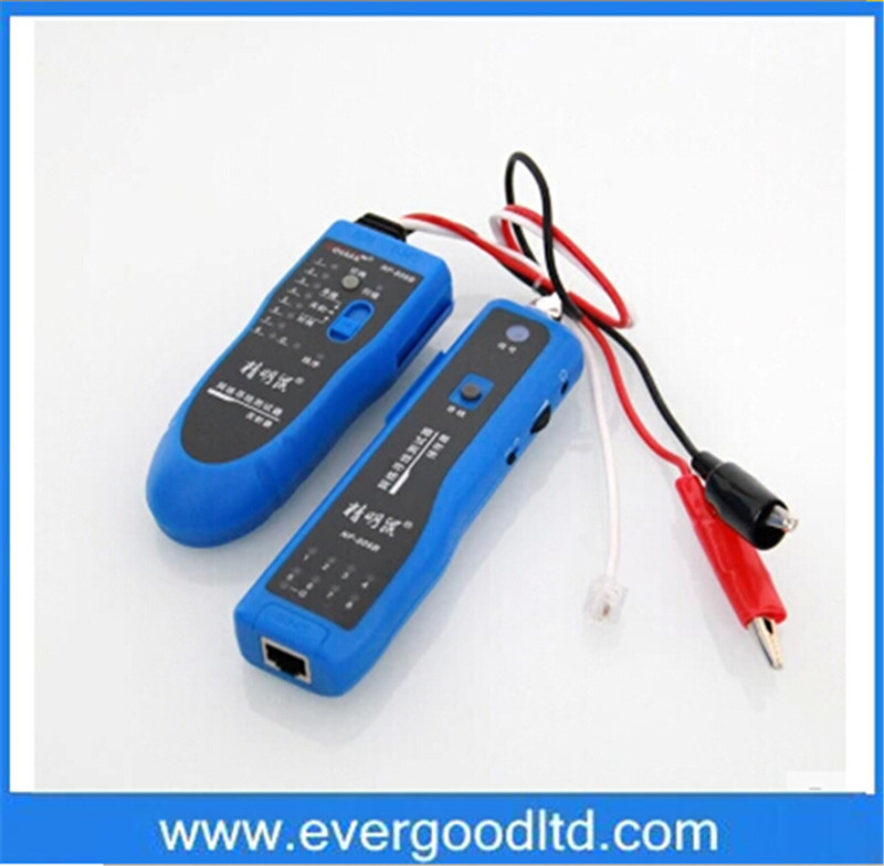 Network Cable Locator : Network cable fault locator rj tester nf b wire