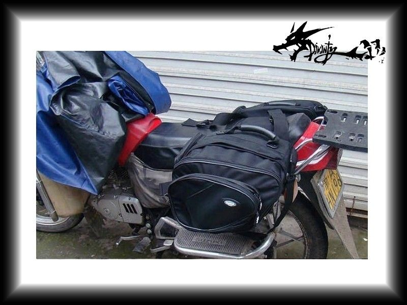 1 pair Motorcycle Side Luggage Waterproof Saddle Bags Backpack For CBR600RR CBR1000RR 2003-2015(China (Mainland))