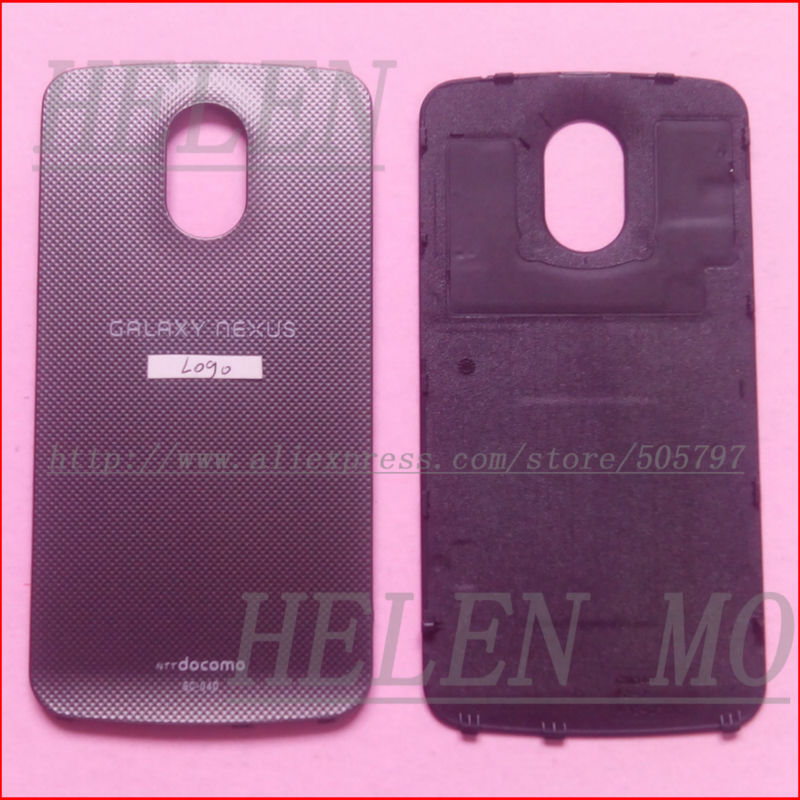 Housing Battery Back Cover Door Frame Samsung I9250 Galaxy Nexus 3 III Black Replacement - HELEN MO's store