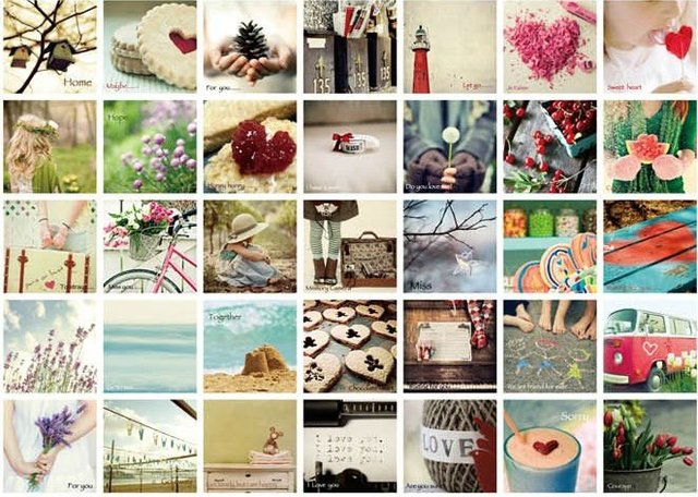 Nostalgic mini cards set/ Vintage Greeting Cards/ gift cards Vintage Korean Stationery wholesale