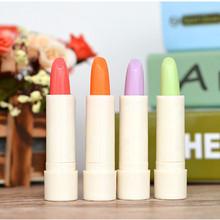 2016 Heng Fang magic change color lipstick waterproof moisturizing moisturizing lipstick H120(China (Mainland))