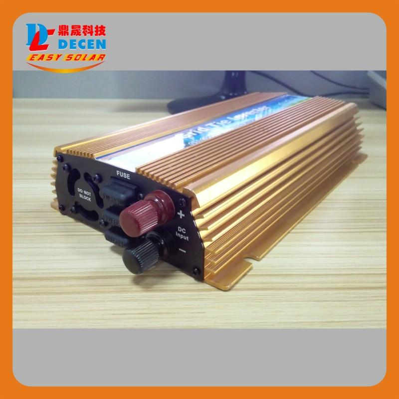 20-50VDC 1000W solar grid tie inverter with MPPT PV on Grid Inverter, Output 180-260V.50hz/60hz, For Alternative Energy(China (Mainland))