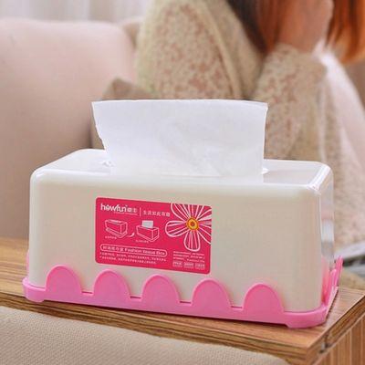 Free Shipping Fashion Classic Sun Flower Tissue Box Holder for House & Car Bedding Set Creative Napkin Box A138(China (Mainland))