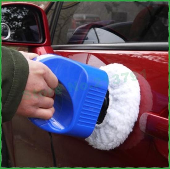 one year guarantee Mini Waxing machine car polishing machine car gloss 12v seal for car paints machine vehienlar painted repair(China (Mainland))