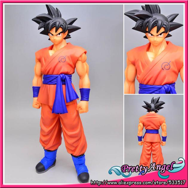Original Banpresto Dragon Ball Super Master Stars Piece The Son Gokou Goku Action Figure(China (Mainland))