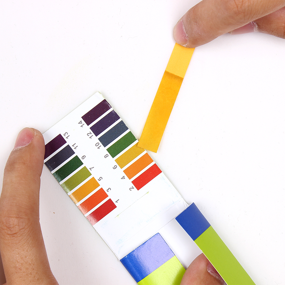 New Arrival 160 Litmus Paper Test Strips Alkaline Acid pH Indicator 80PCs/Bag 2Bags On Sale 2015<br><br>Aliexpress