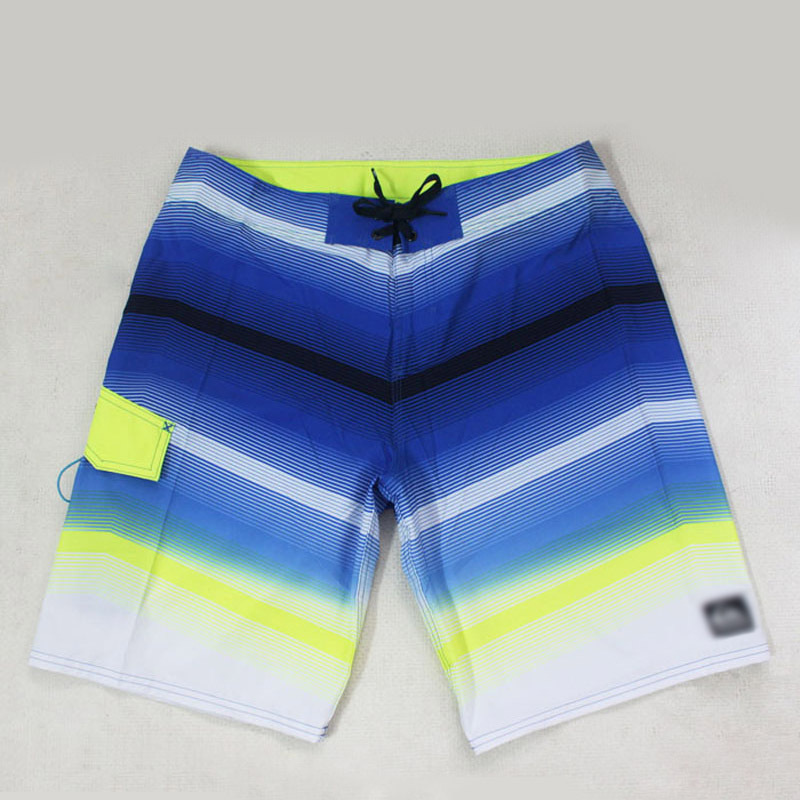 Spring new 2015 brand hot sale men man male outdoor sports Short wear patch shape basketball gradient Stretch surfing shorts(China (Mainland))