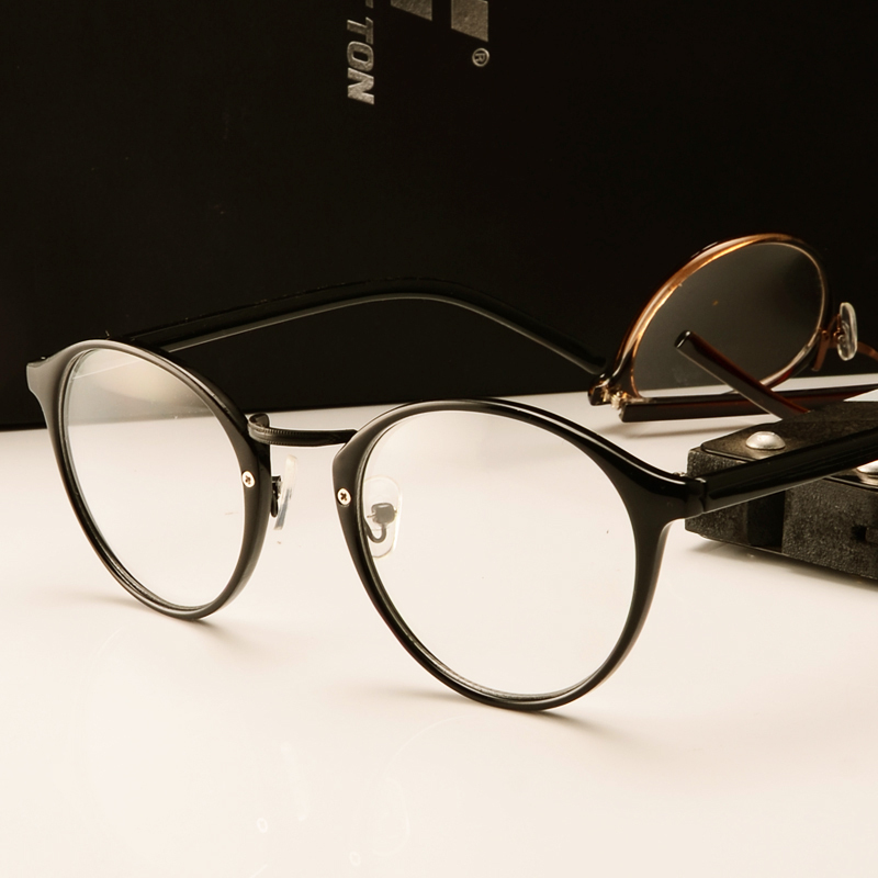 Aliexpress.com : Buy Vintage Retro Round Frame Eyeglasses ...
